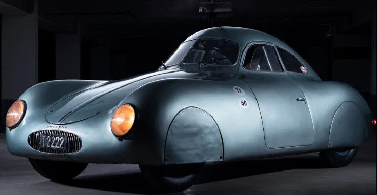 The 1939 Porsche Type 64, yours for $30 million.